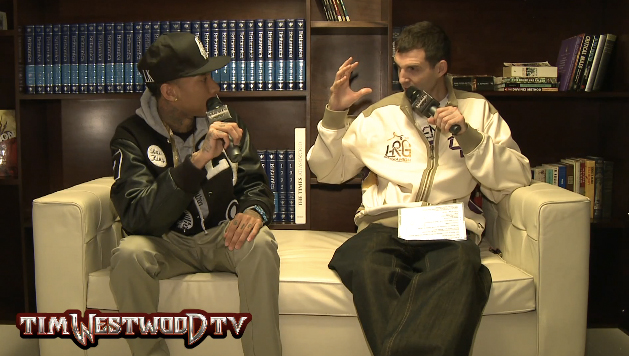 TYGA Sits Down with Westwood To Talk About His New Album