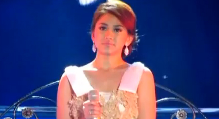 Sarah Geronimo (Filipino Beyonce) – Best Thing I Never Had