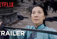 crouching tiger hidden dragon netflix